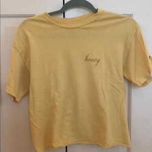 "Brandy Melville ""Honey"" T-Shirt"